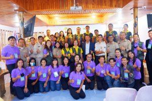 """โครงการค่าย """"เยาวชน…รักษ์พงไพรฯ"""" (Rakpongprai Network : RN) ภาคใต้ กลุ่ม ๑ พัทลุง"""