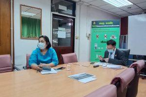 โครงการนำร่องศึกษาดูงานสถานีโทรมาตรอัตโนมัติฯ และการบริหารจัดการน้ำชุมชนอย่างยั่งยืน ครั้งที่ 1/2564