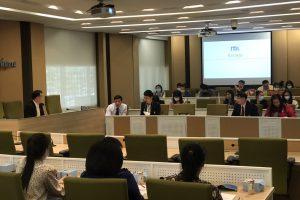 การประชุมชี้แจงแนวทางการดำเนินงานเตรียมรับการประเมิน ITA สพฐ. ประจำปีงบประมาณ ๒๕๖๔ (ครั้งที่ ๑/๖๔)